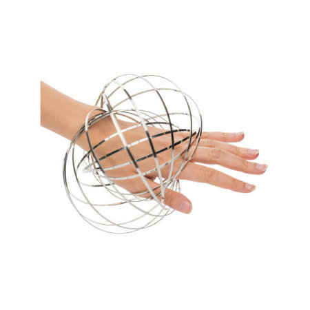 Kinetic Spring Toy REFLECTS-FLOWRING